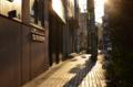 [東京][街角]藍染大通り 2012-11-07