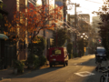 [東京][街角]2013-12-05 藍染大通り