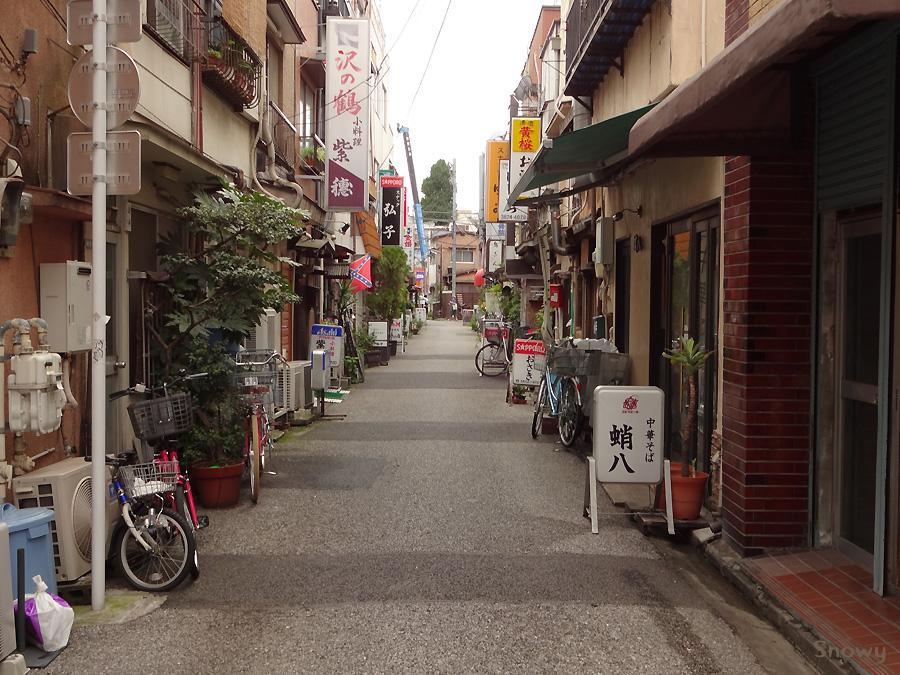 千駄木 2012-09-28