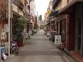 [東京][街角]千駄木 2012-09-28