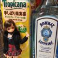 [goods]ジンとグレープフルーツジュース