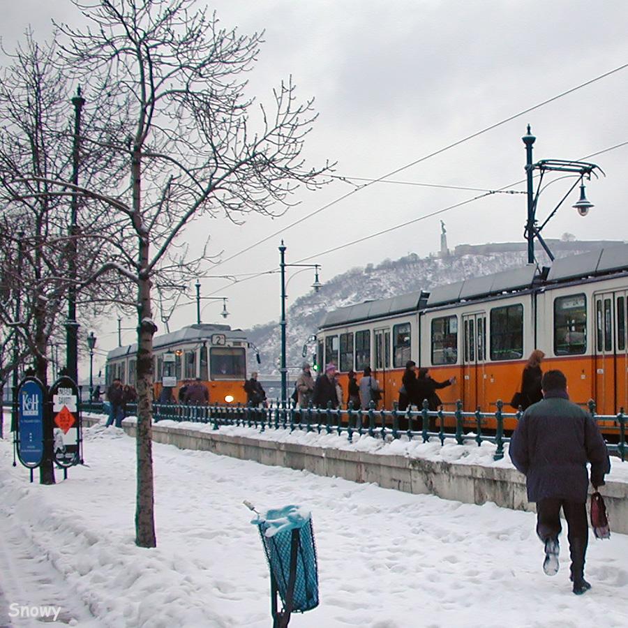 Budapest 2003-02-12
