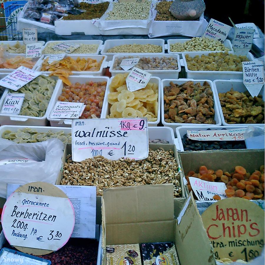 Naschmarkt, Wien 2003-02-13