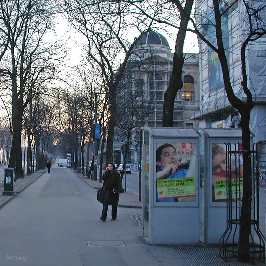 ウィーン 2003-02-14