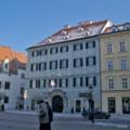 [スロバキア][ブラチスラヴァ]スロバキア日本大使館 2003-12-10