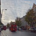 [ロンドン]Kensington High Street 2011-12-04