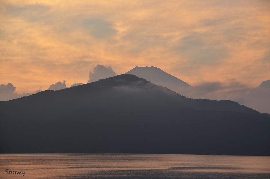 芦ノ湖 2012-09-16