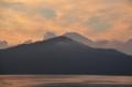[夕焼け]芦ノ湖 2012-09-16