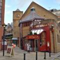 [ロンドン]Kensington Church Street 2011-12-03