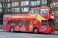 [ロンドン]ロンドンバス@Kensington Road 2011-12-06