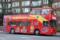 ロンドンバス@Kensington Road 2011-12-06