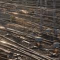 [東京][鉄道]上野駅の線路 2012-12-18