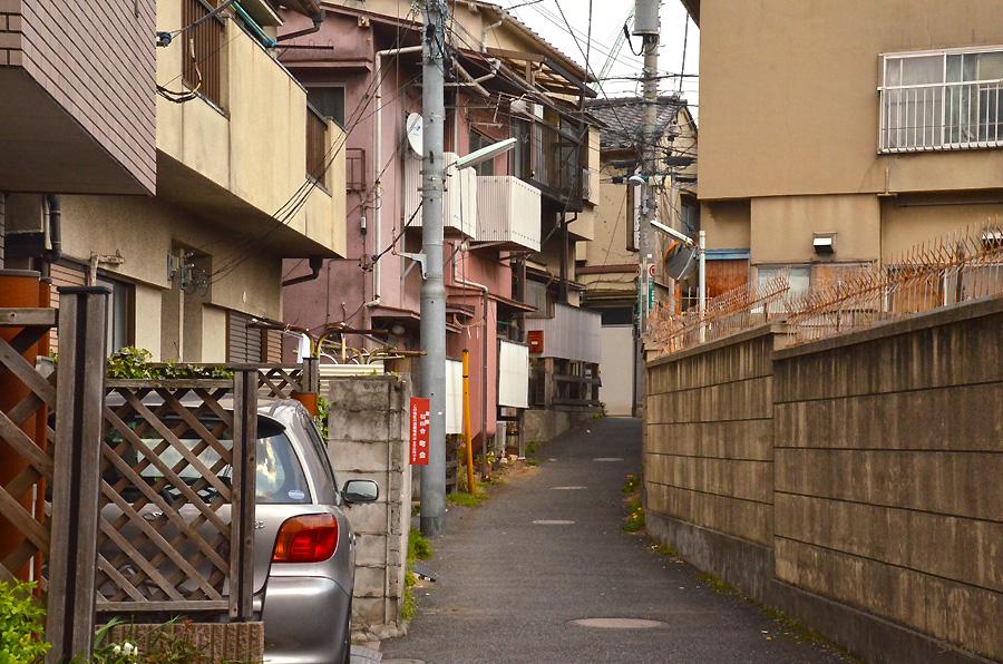 谷中 2012-04-17