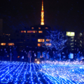[東京][夜景]東京ミッドタウン 2010-12-12