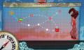 [艦これ]2014春E-1 サメワニ沖海戦 マップ