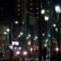 [東京][夜景]根津 2013-04-13