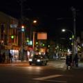 [東京][街角][夜景]根津 2012-02-02