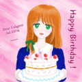 [anniversary]Happy birthday to ID:Calypso