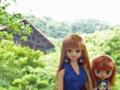 [doll][JeNnY]2014-07-18@大山崎山荘美術館
