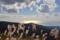 鳥海山から日本海