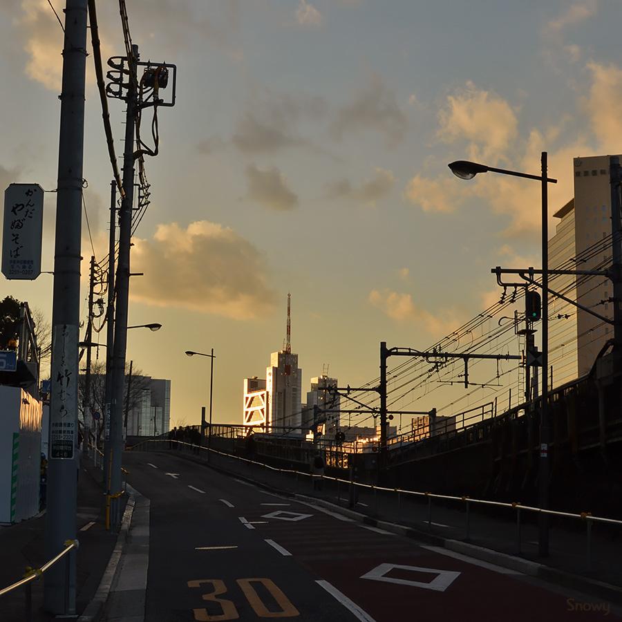 淡路坂 2012-12-03