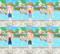 はじめての海水浴 6年間
