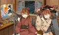 [game][艦これ]秋の秋刀魚祭り