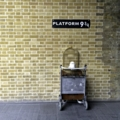 [ロンドン][英国]キングスクロス駅 2014-04-02T21:48