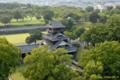 [熊本]熊本城宇土櫓 2009-08-16