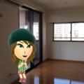 [game][Miitomo]2016-07-26 引っ越し前の新居