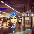 [game][Miitomo]2016-07-25 モノレール浜松町駅