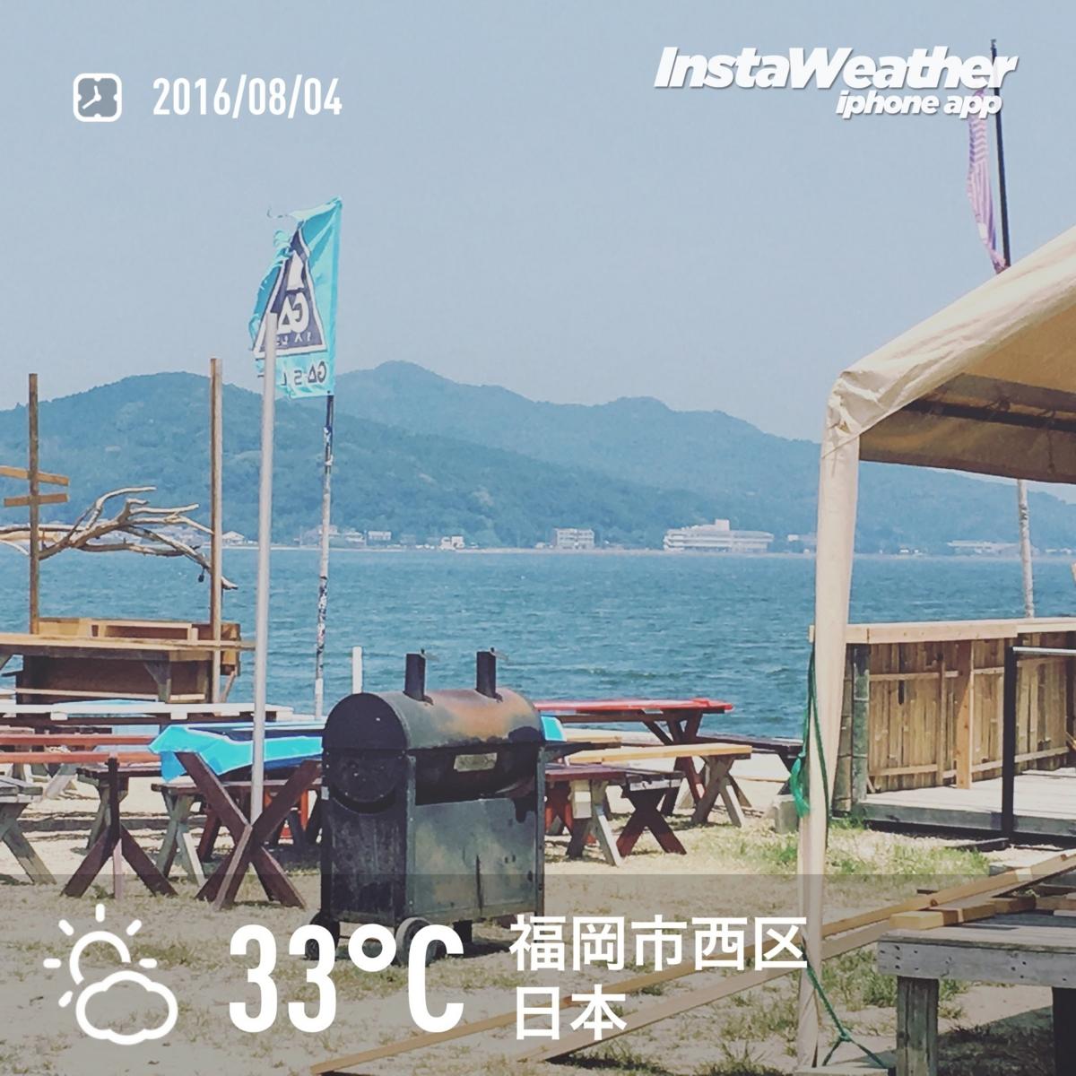 2016-08-04 長垂海岸