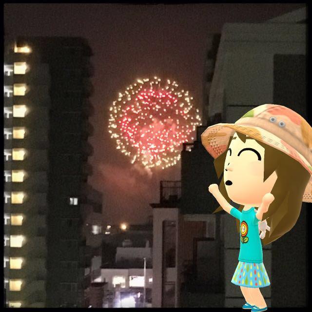 今宿花火 2016-08-04