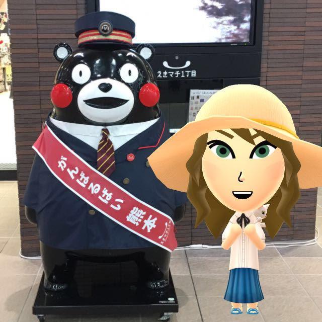 熊本駅 2016-08-24