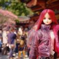 [doll][JeNnY]太宰府天満宮にて (2017-03-11)