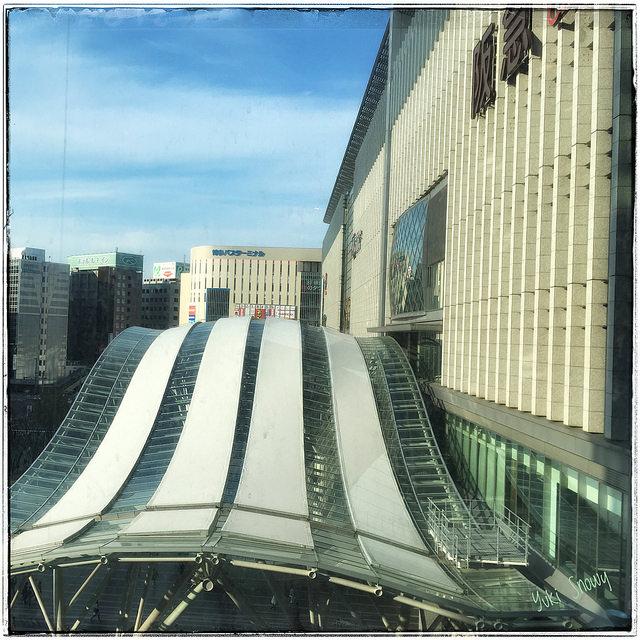 博多駅 (2017-03-11)
