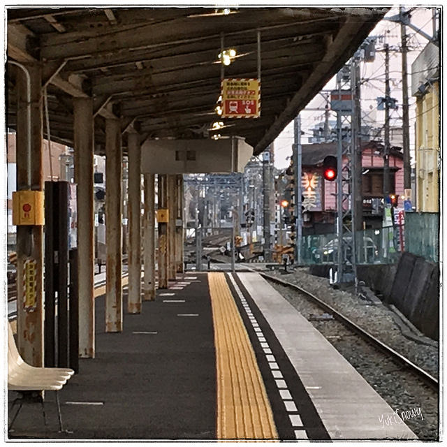 西鉄小郡駅 (2017-03-27)
