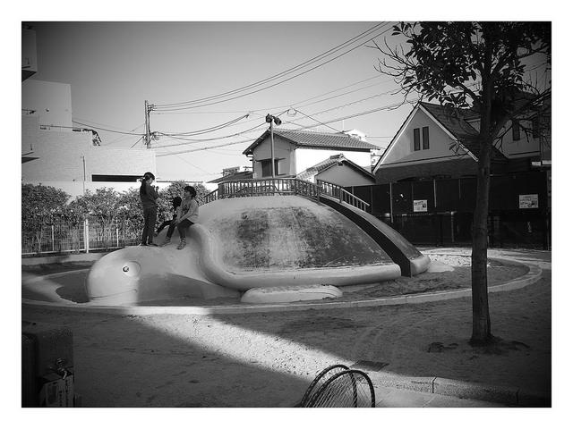 姪浜明治通公園(かめさん公園)(2017-04-29)
