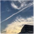 [空][雲][夕暮れ](2017-05-21)