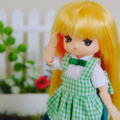 [doll][リカちゃん]ミキちゃん