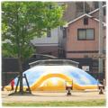 [福岡][公園]姪浜明治通公園(かめさん公園) 2017-05-02