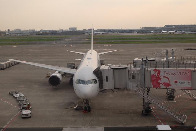 羽田空港(2017-06-10)