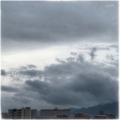 [空][雲]台風の朝 (20170704)