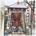 [福岡][祭]祇園山笠 五番山笠土居流
