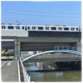 [川][橋][電車]2017-05-22