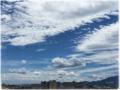 [空][雲]2017-08-22