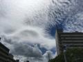 [空][雲]2017-08-25