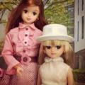 [doll][リカちゃん]リカちゃんと織江さん