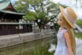 [doll][柳川]水天宮を見上げるリアン