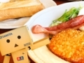 [ダンボー]ロイホの朝食(2017-11-03)